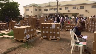 Nigeria bolsters security on eve of presidential elections