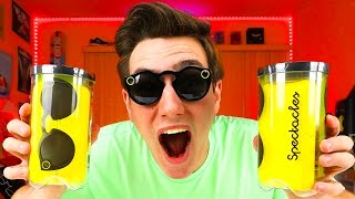 I Got The Snapchat Spectacles Early