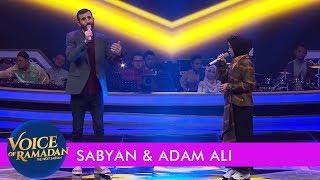 Al Barq Al Yamani (Adam Ali)   Sabyan Ft Adam Ali   Episode 9   Voice Of Ramadan GTV 2019