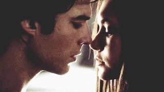 Damon & Elena | Hot like fire