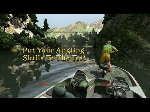 Видео № 0 из игры Rapala Fishing Frenzy 2009 (US) (Б/У) [PS3]