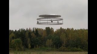 Невероятные видео кадры НЛО 2017 при дневном свете