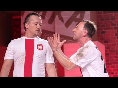 Kabaret Moralnego Niepokoju i Ani Mru Mru - Optymizm piłkarzy