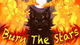 🔥BURN THE STARS🔥 COMPLETE 24 HOUR STARCLAN FRUSTRATION MAP