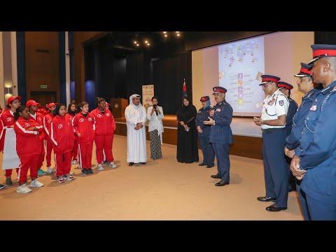 رئيس الأمن العام يشيد بفعاليات المعسكر الصيفي ويؤكد على دورها في تعزيز الانتماء الوطني 2019/7/4