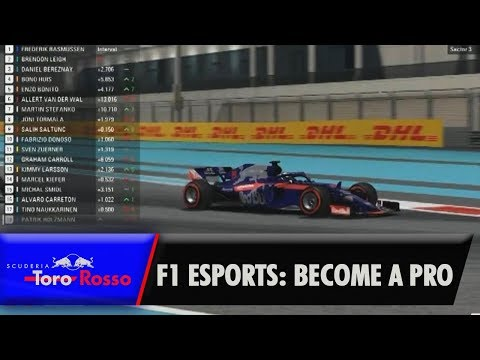 F1 Esports: How to become a Pro