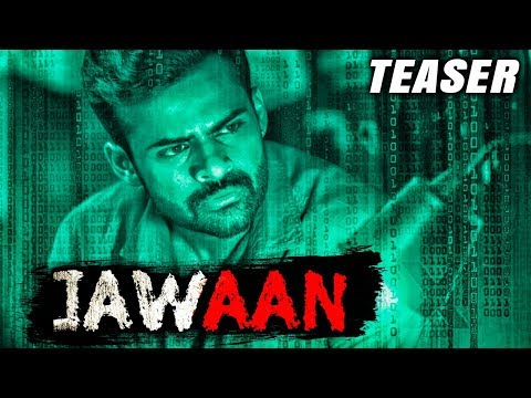 Download Jawaan (2018) Hindi Dubbed Teaser | Sai Dharam Tej, Mehreen Pirzada Mp4 HD Video and MP3