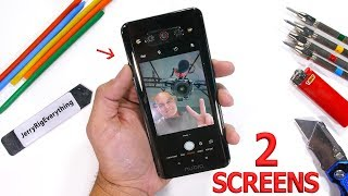 ZTE nubia Z20 Durability Test - Incredible Dual Screen Smartphone