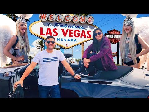 Crazy Trip to Las Vegas and Grand Canyon – | Lalit Shokeen Vlogs |