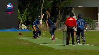 ICC T20 World Cup EAP Qualifier B: Philippines v Japan Highlights
