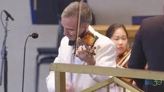 Gil Shaham and The Philadelphia Orchestra play Mozart at Bravo! Vail 2017