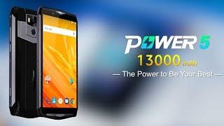 Ulefone Power 5 Обзор смартфона с батареей на 13000мАч