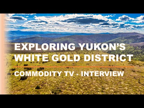White Gold Interview - Commoidity-TV