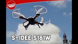 S-IDEE S181W – Testbericht