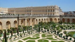 preview picture of video 'Versailles gardens. Paris, France'