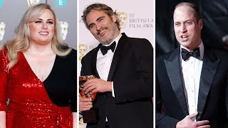 video: Baftas 2020: 1917 triumphs, The Irishman gets snubbed, while Best Actor Joaquin Phoenix calls out 'systemic racism'
