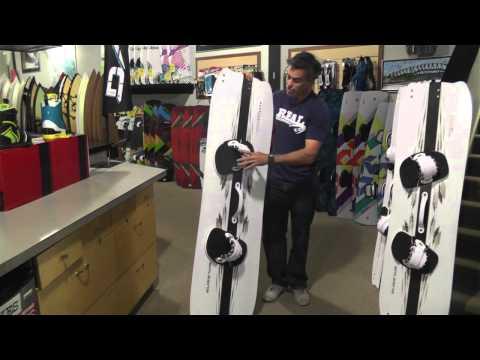 Spleene Door / Monster Door Kiteboard Review from REAL
