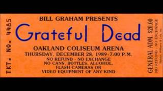 Grateful Dead - Just A Little Light 12-28-89