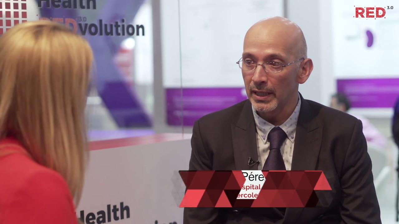 Health REDvolution: Dr. Leo Pérez de la Isla