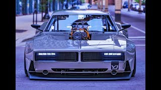 BIG Engines Power    Muscle CARS Sound 2019 #4