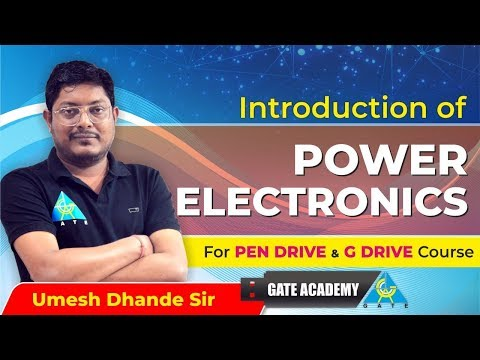 Introduction of POWER ELECTRONICS | PD Course & GD Course ...