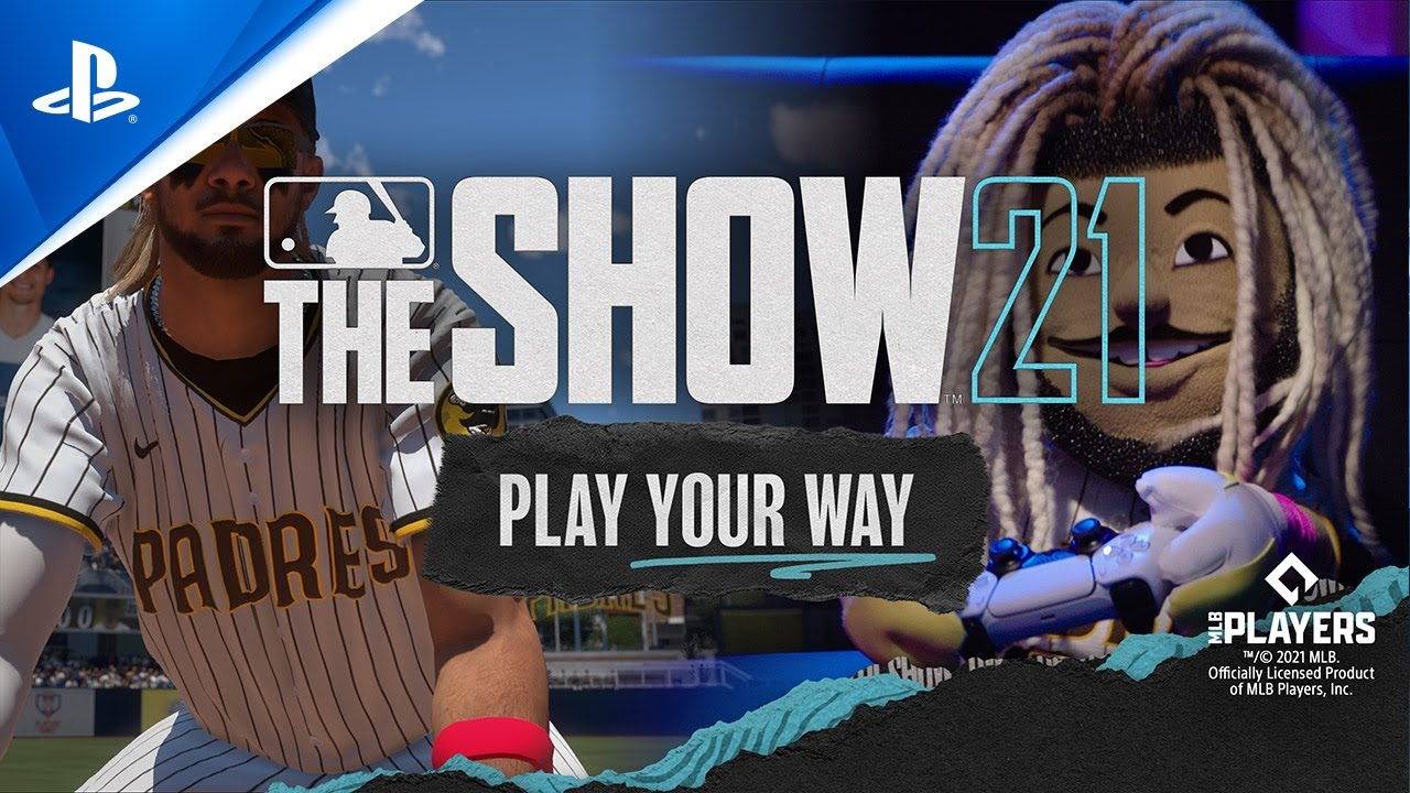 MLB The Show 21 presents Stunt on your Rivals with Coach and Fernando Tatis Jr.