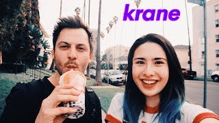 KRANE Interview- product designer, tips to switch to music full-time, oakland