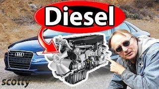 Why Not to Buy a Diesel Car (Diesel vs Gasoline Engine)