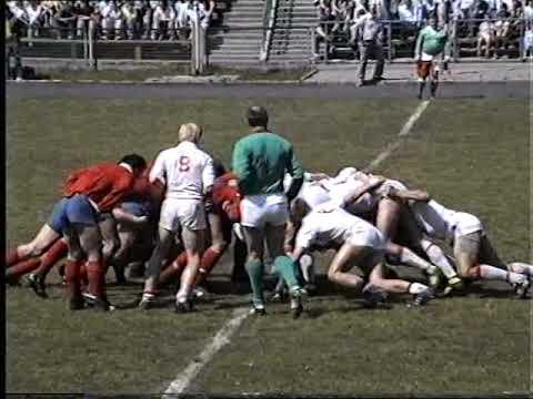 1988 Mecz Polska v CSRS