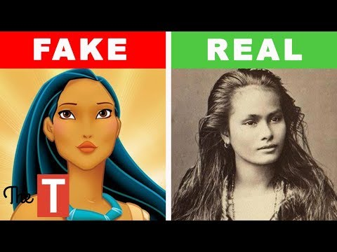 The Messed Up TRUE Story of Pocahontas