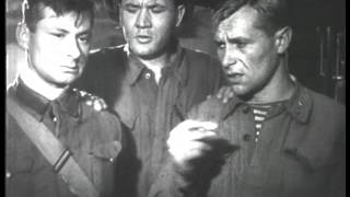 Два бойца - 1943 год - Ташкентфильм - СССР