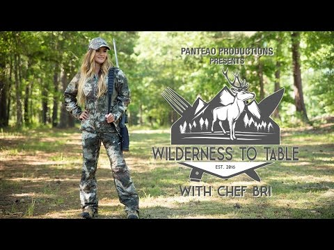 COMING SOON: Wilderness to Table with Chef Bri
