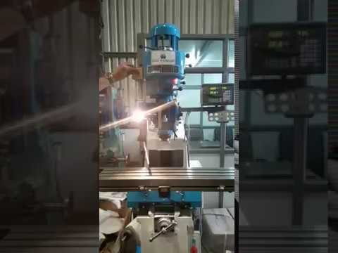 DRO Milling Machine