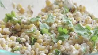 Mexican Corn off the Cob