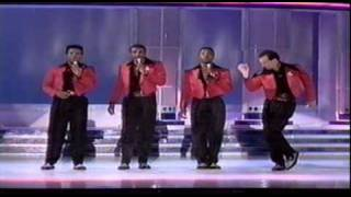 The Drifters Medley by Michael Barrymore from Saturday Night Out TV show