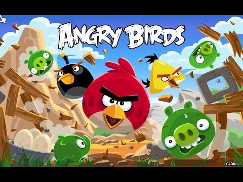 Angry Birds. Short Fuse. All levels 3 stars Прохождение от SAFa