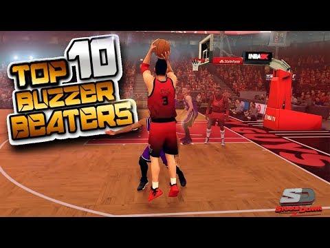 NBA 2K19 Top 10 Incredible Buzzer Beaters & Game Winning Shots #31