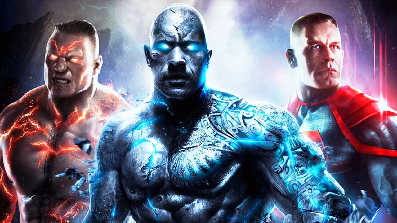 WWE Immortals Launch Trailer #VideoJuegos #Consolas