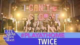 "TWICE ""I CAN'T STOP ME"" thumbnail"