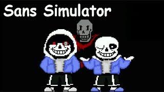 Sans Simulator, Санс включил Тем режим! - Most Popular Videos