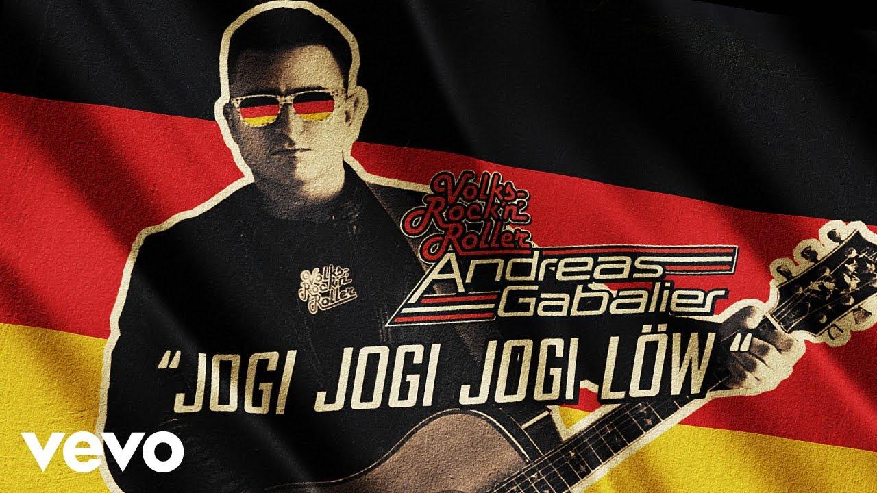 Andreas Gabalier – Jogi Jogi Jogi Löw (Harris & Ford Remix)
