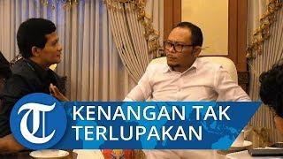 Menaker Hanif Dhakiri Sebut Elek Yo Band Kenangan yang Tak Terlupakan Selama di Kabinet Kerja