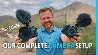 OUR VIDEO SETUP: BEST CAMERAS FOR YOUTUBE (2018)