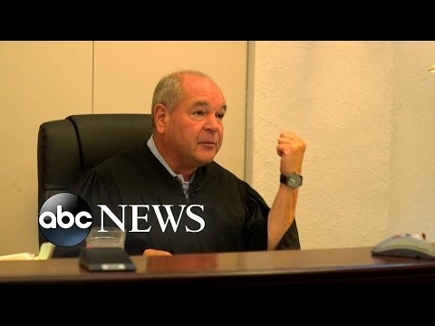 Meet the Judge Who Went Viral For His Creative Punishments (видео)
