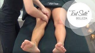 Aprende a dar un masaje de piernas 1/2