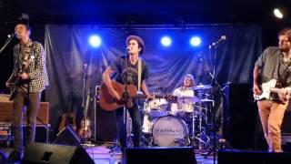 Joshua James - Surrender & Farmer From The West - live STRØM Munich München 2013-10-29
