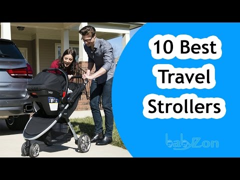 Best Travel System Strollers 2016 – Top 10 Travel System Stroller Reviews