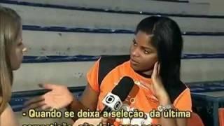 Nancy Carrillo, jogadora cubana, trabalhou como caixa de farmácia antes de vir jogar no Brasil