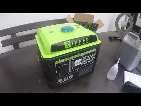 Notstromgerät Stromerzeuger Zipper 1200W