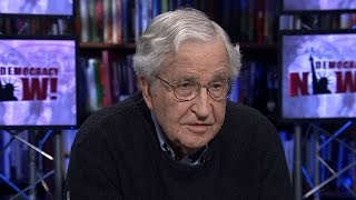 Noam Chomsky: Despite Iran Spat, U.S. Support For Israeli Occupation Continues Without Pause